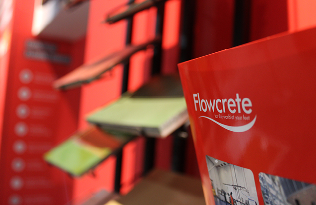 Flowcrete Africa Unveils New Products at Cape Construction Expo 2017