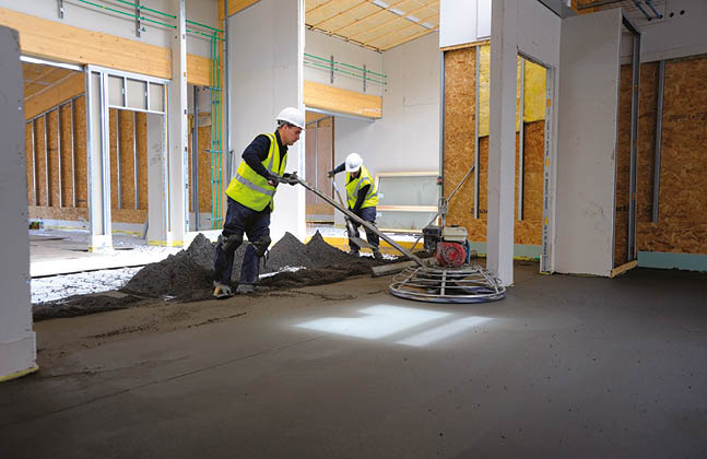 Improving the Reliability of Screed Installations