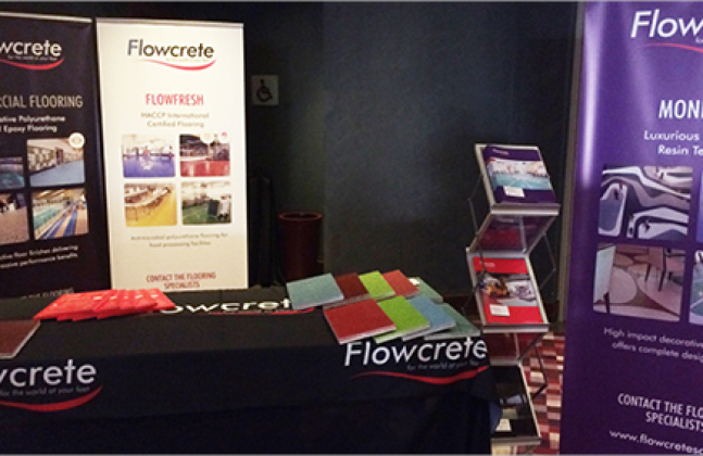 Sustainability Insights at Flowcrete Sponsored Architecture Day.