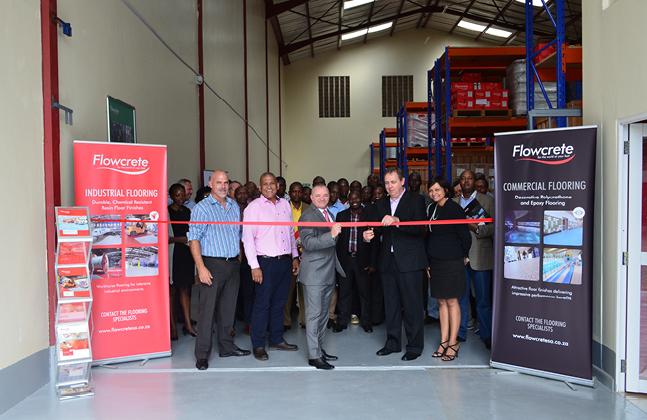Flowcrete Africa Launches East African Office