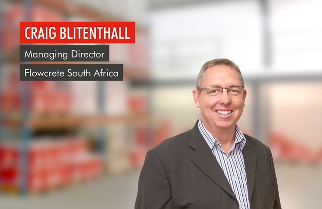 Flowcrete South Africa Outgrows its Cape Town Office.